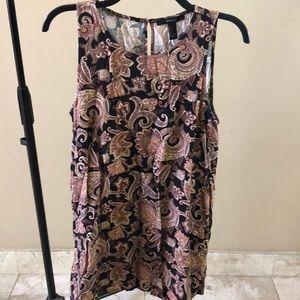 Dresses & Skirts - Paisley Mini Dress